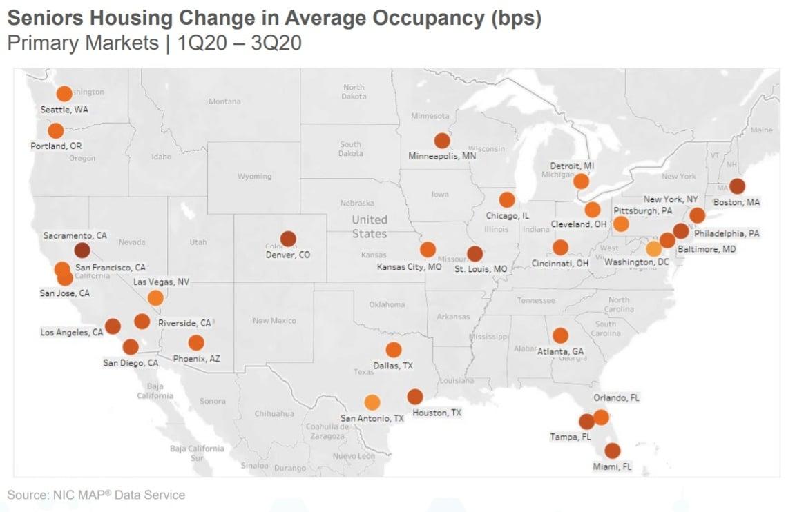 3Q occupancy map